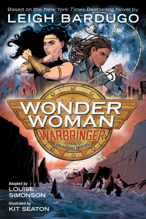 Wonder Woman - Warbringer #1 - GN
