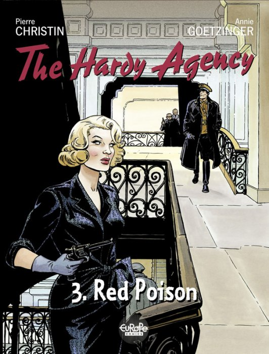 Hardy Agency #3 - Red Poison