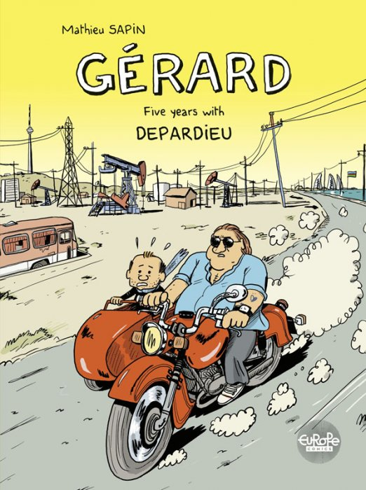Gérard #1 - Five Years with Depardieu