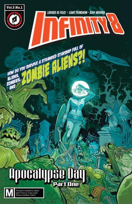 Infinity 8 #13 - Apocalypse Day