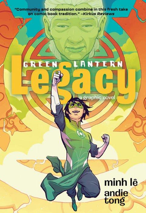 Green Lantern - Legacy #1 - GN