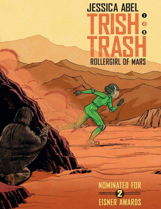 Trish Trash - Rollergirl of Mars #2