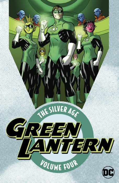 Green Lantern - The Silver Age Vol.4