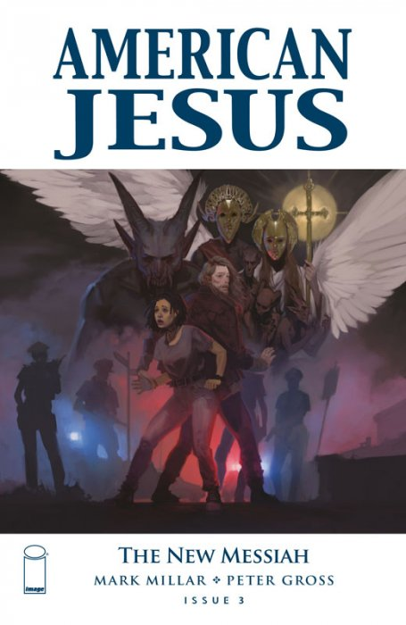 American Jesus - The New Messiah #3