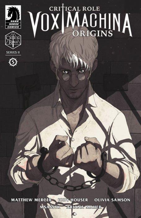 Critical Role - Vox Machina Origins (Series II) #5
