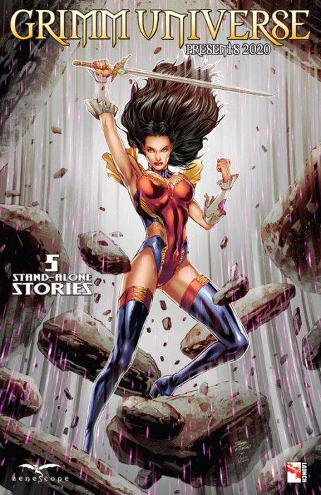 Grimm Universe Presents 2020 #1