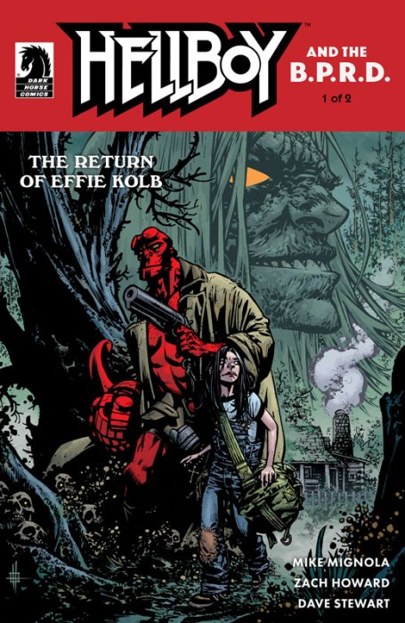 Hellboy and the B.P.R.D. - The Return of Effie Kolb #1