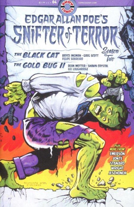 Edgar Allan Poe's Snifter of Terror Season 2 #4