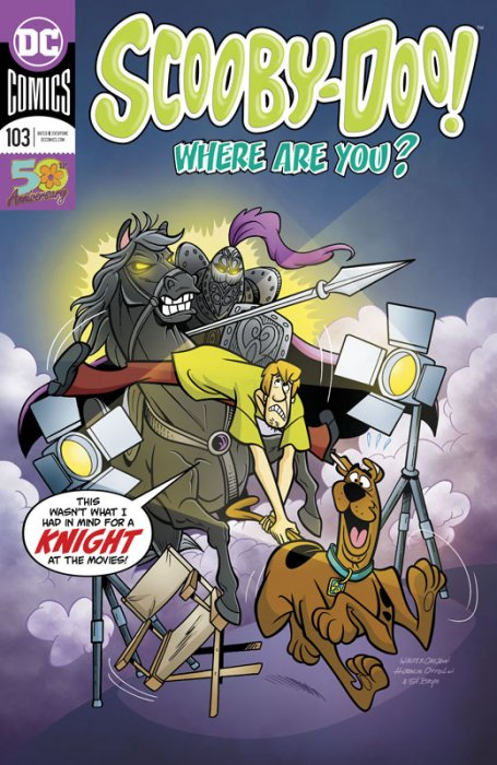 Scooby-Doo - Where Are You #103