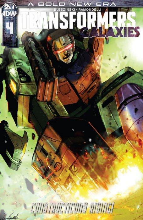 Transformers - Galaxies #4
