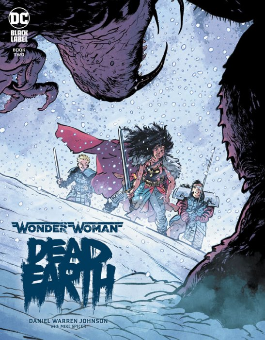 Wonder Woman - Dead Earth #2