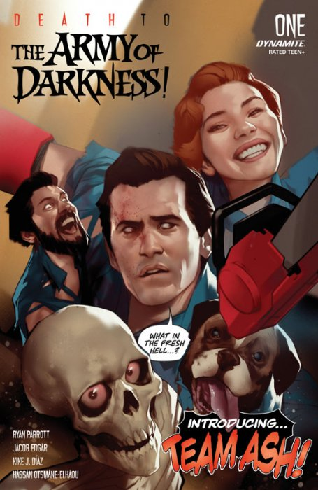 Death to the Army of Darkness! #1