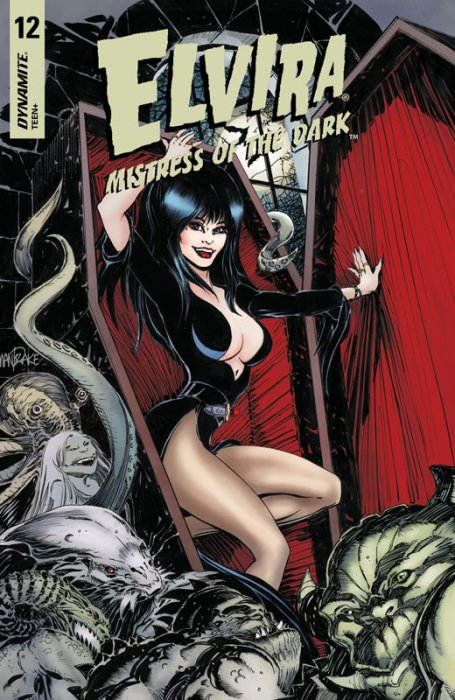 Elvira - Mistress of the Dark #12