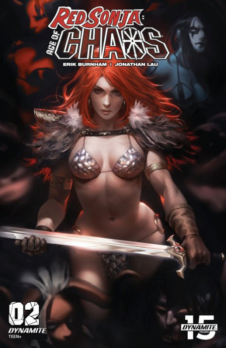 Red Sonja - Age of Chaos #2
