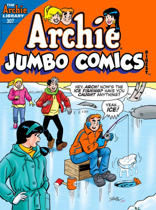 Archie Comics Double Digest #307