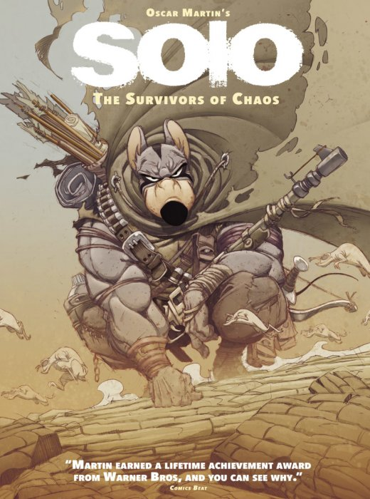 Solo - The Survivors of Chaos #1 - HC