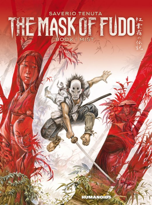 The Mask of Fudo #1