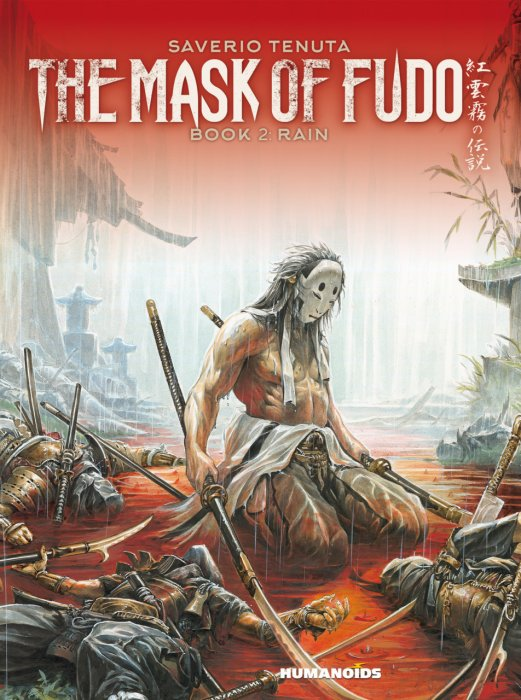 The Mask of Fudo #2