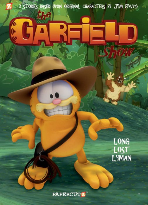 The Garfield Show #3 - Long Lost Lyman