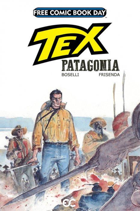 Tex - Patagonia #1