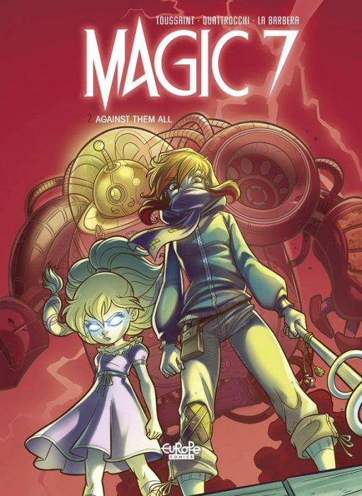 Magic 7 #2 - Against Them All