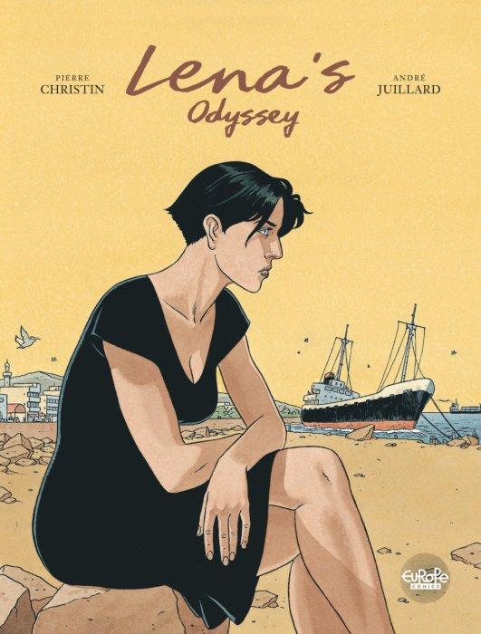 Lena's Odyssey #1