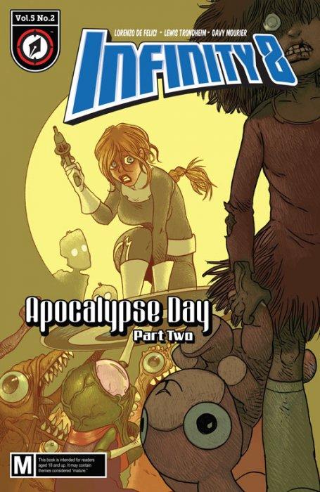 Infinity 8 #14 - Apocalypse Day