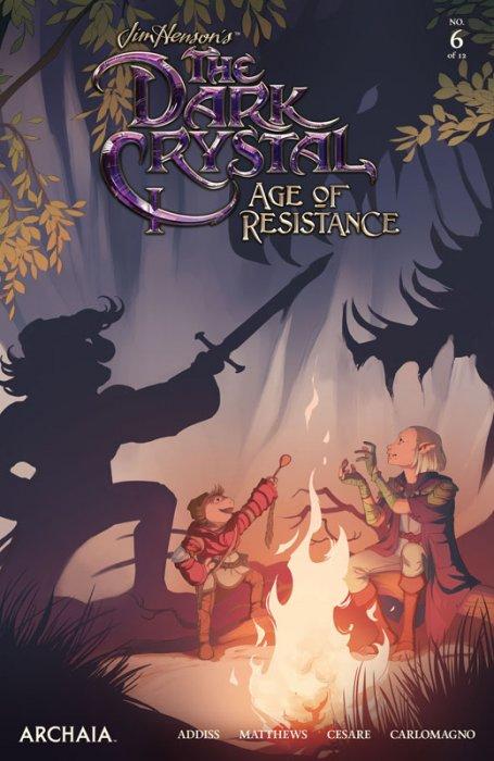 Jim Henson's The Dark Crystal - Age Of Resistance #6