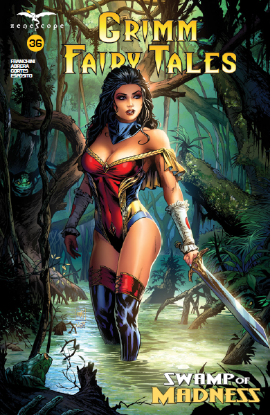 Grimm Fairy Tales Vol.2 #36