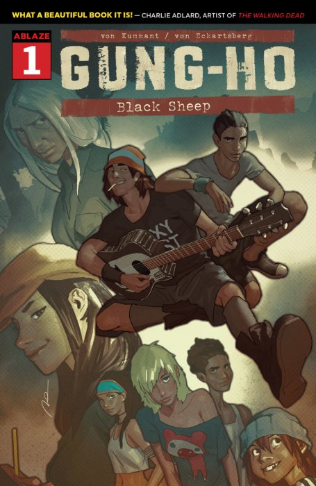 Gung-Ho #1 - Black Sheep