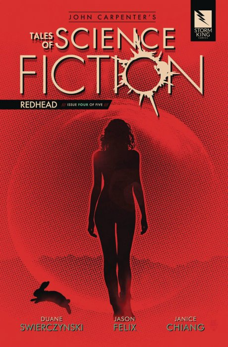 John Carpenter's Tales of Science Fiction - REDHEAD #4