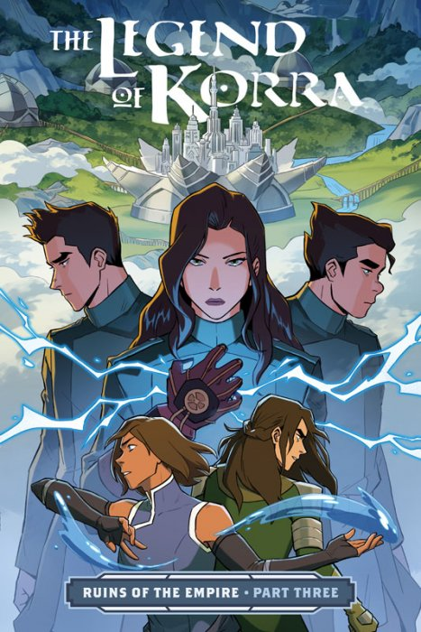 The Legend of Korra - Ruins of the Empire Part 3
