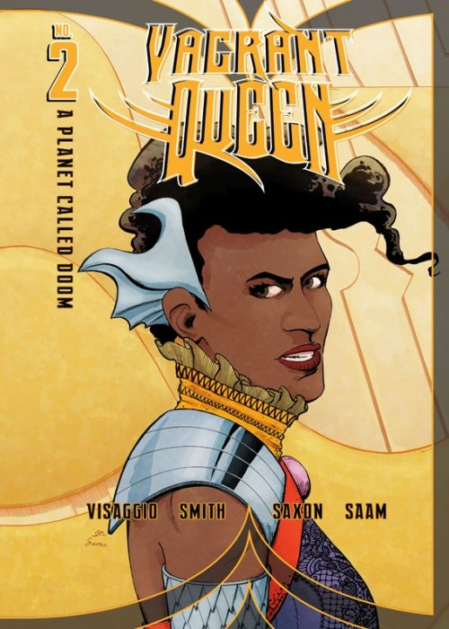 Vagrant Queen - A Planet Called Doom #2
