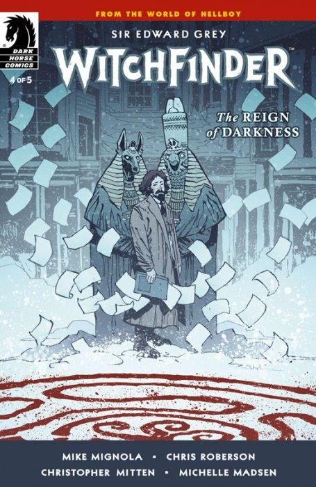 Witchfinder - The Reign of Darkness #4