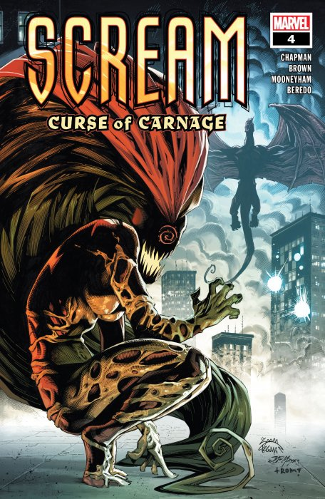 Scream - Curse of Carnage #4