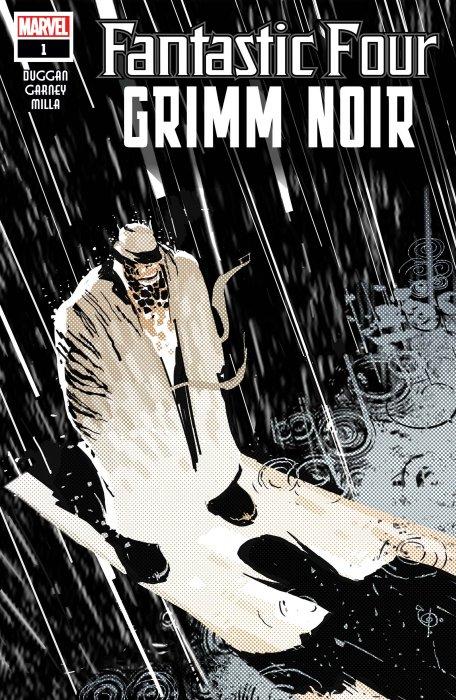 Fantastic Four - Grimm Noir #1