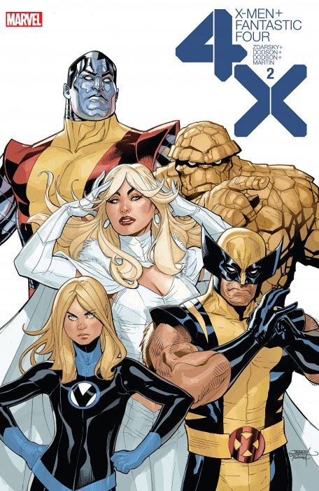 X-Men - Fantastic Four #2
