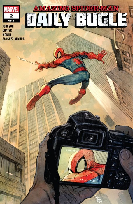 Amazing Spider-Man - The Daily Bugle #2