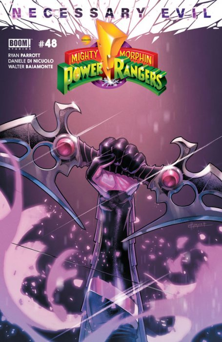 Mighty Morphin' Power Rangers #48