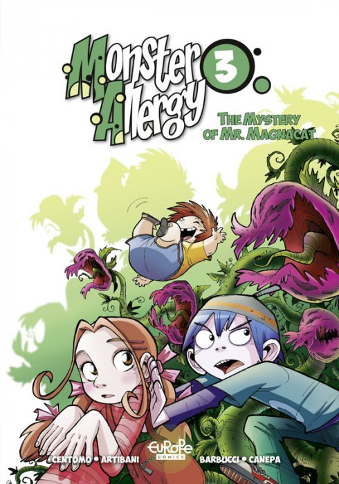 Monster Allergy #3 - The Mystery of Mr. Magnacat