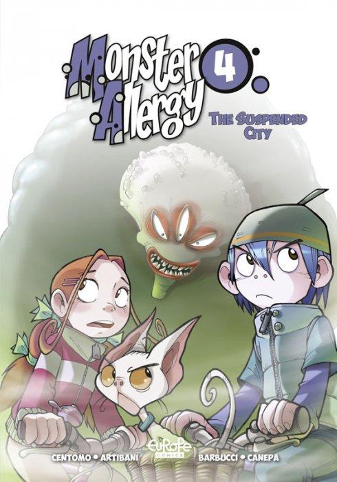 Monster Allergy #4 - The Suspended City