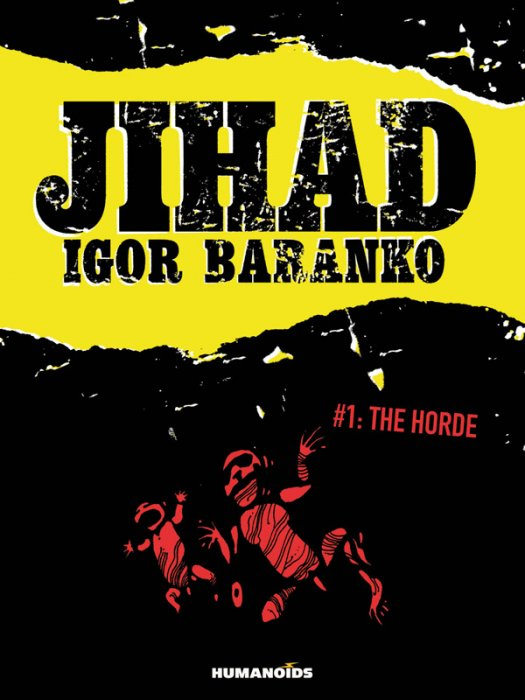 Jihad Vol.1-3 Complete