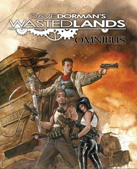 Wasted Lands Omnibus #1 - HC