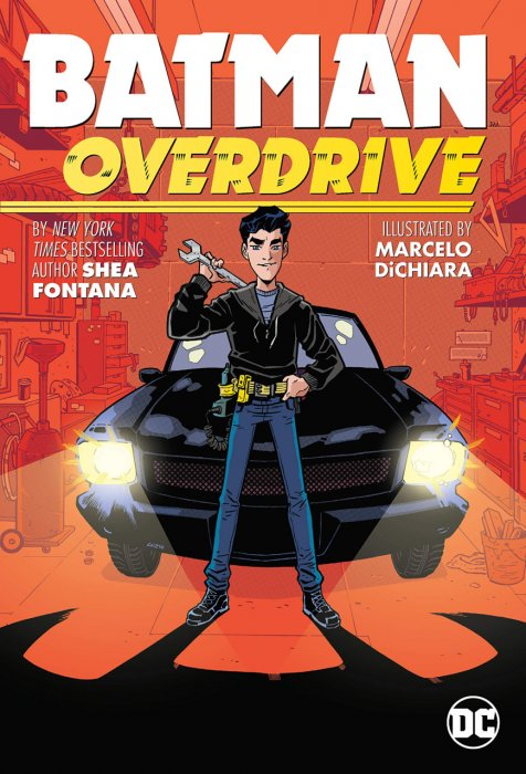 Batman - Overdrive #1 - GN