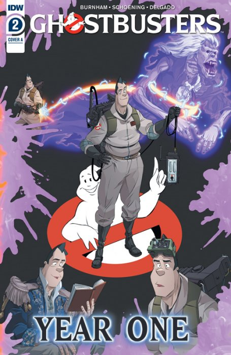 Ghostbusters - Year One #2