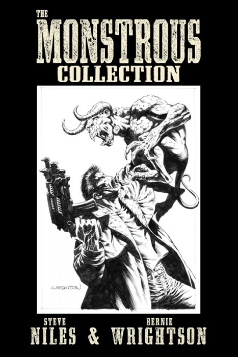 The Monstrous Collection of Steve Niles and Bernie Wrightson #1 - HC/SC