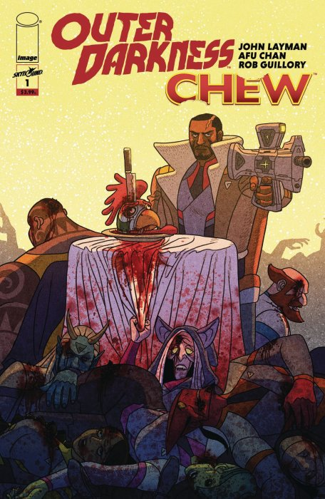 Outer Darkness - Chew #1