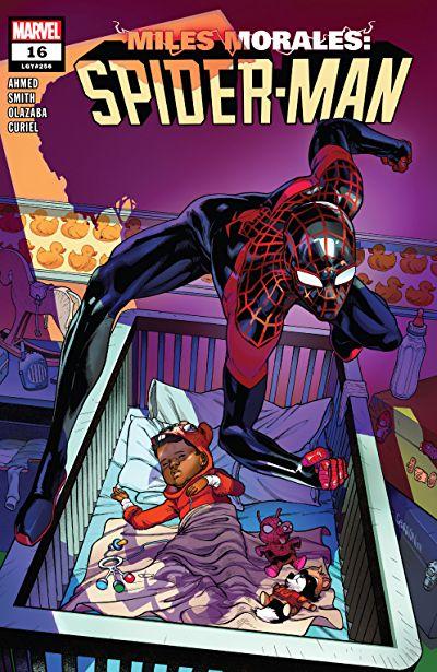 Miles Morales - Spider-Man #16