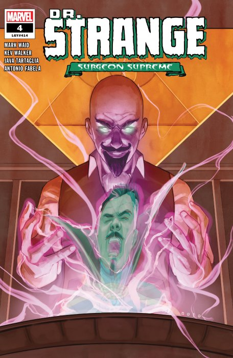 Dr. Strange - Surgeon Supreme #4