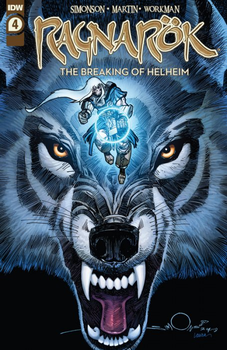 Ragnarök - The Breaking of Helheim #4